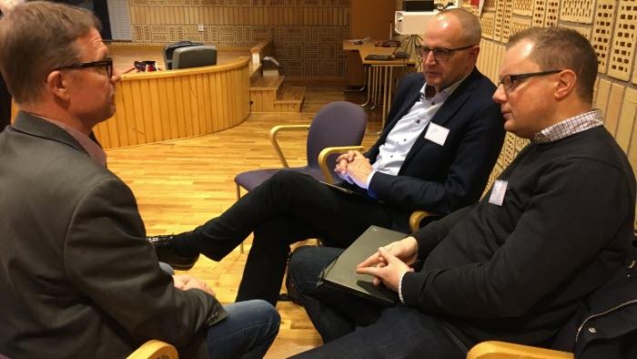 Stig, Palle och Anders pratar LRF