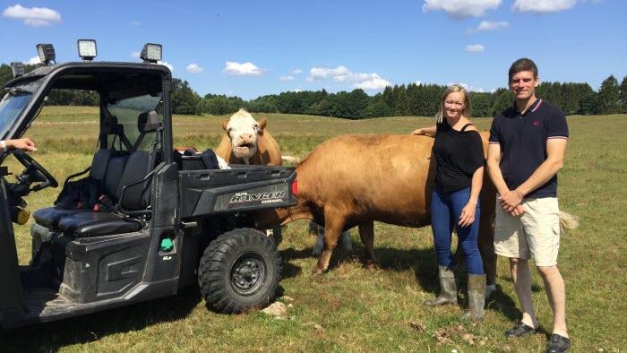 Årets Nötköttsföretagare Skåne 2019