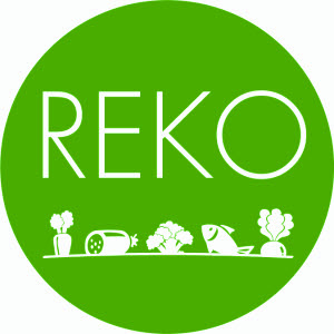 REKO-ring logotype