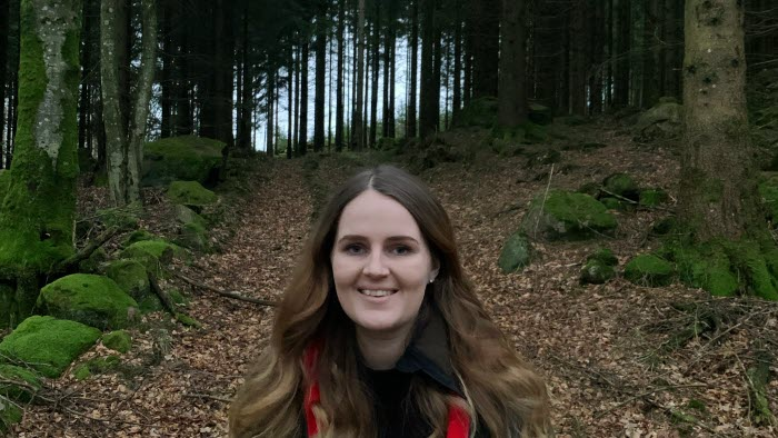 Skogsägarskola LRF Halland Johanna Persson skogsägare