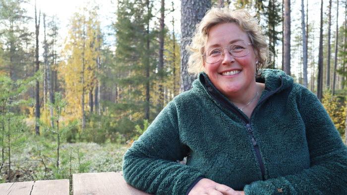 Jenny Karlsson, ordförande LRF Norrbottens regionstyrelse