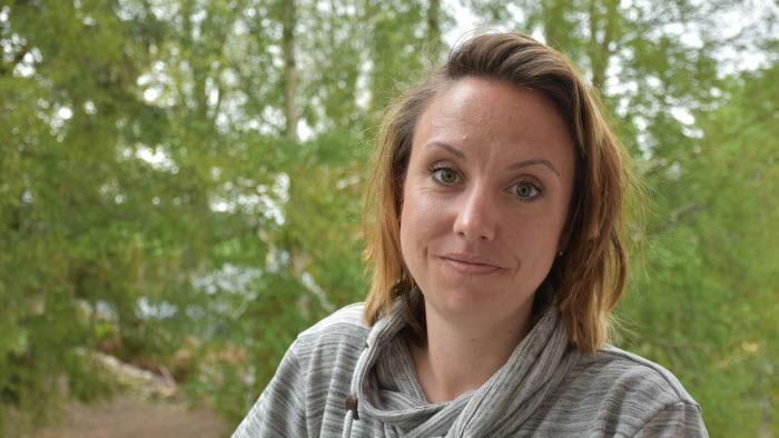 Anna-Lotta Johansson lärarstudent