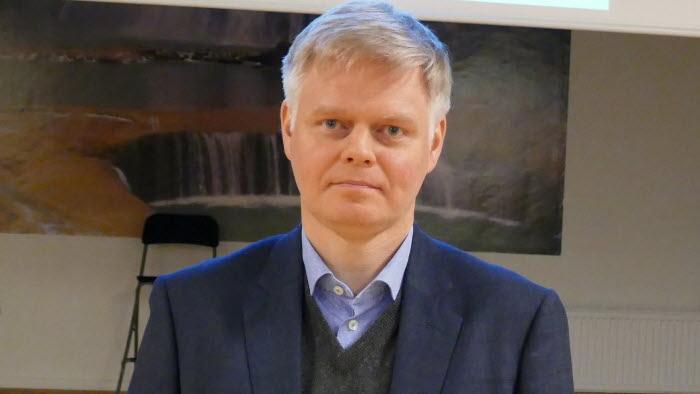 Carl-Johan Lindén, handläggare EU-kommissionen