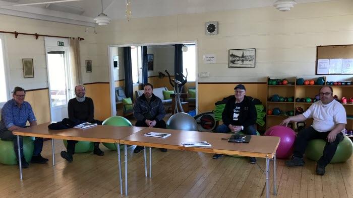 Fullmäktige samlade i Torsby till stämma med LRF Värmland