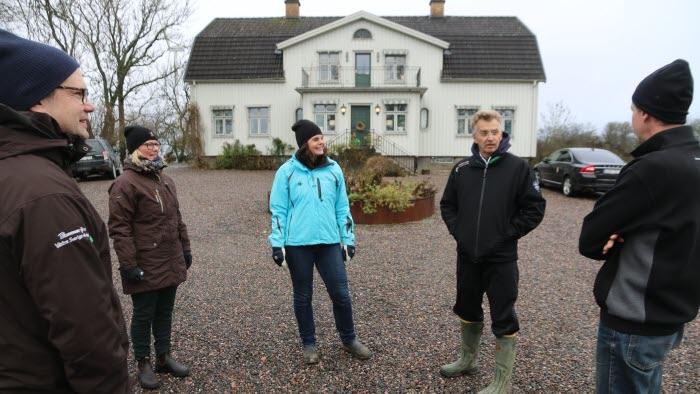 VGs landshövding på Gunnarstorp
