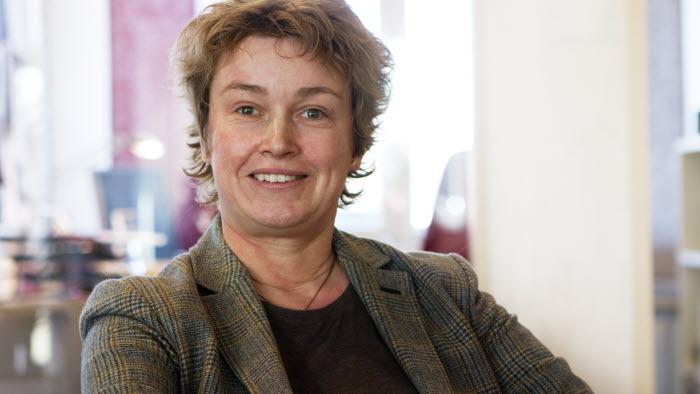 Helene Oscarsson, VD Vreta Kluster