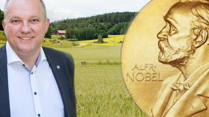 Modern växtförädling kan ta ett stort steg tack vare nobelpriset i kemi, tror Lennart Nilsson, LRF.