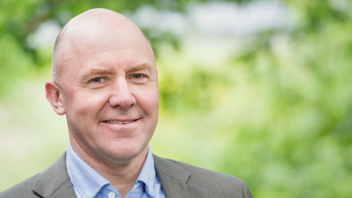 Sven Erik Hammar, vice förbundsordförande