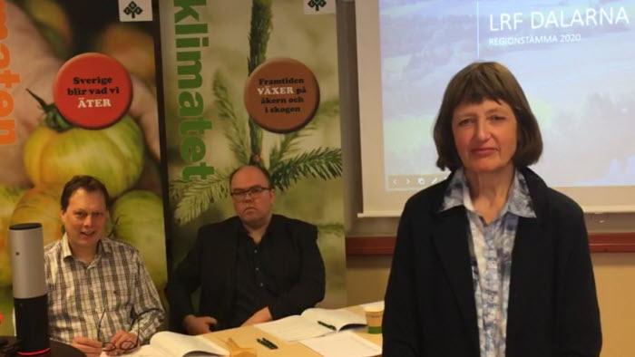 Stämma 2020 - LRF Dalarna