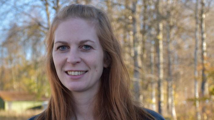 Kajsa Edbom, styrelseledamot LRF Värmland