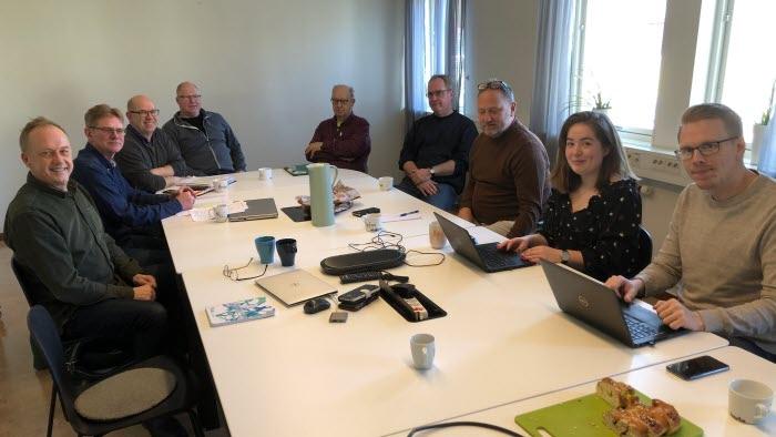 Möte om bredbandsutbyggnad i Kristinehamn, Storfors och Filipstad