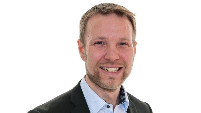 Henrik Mild, rådgivare Sparbanken Eken Ryd, Sydost