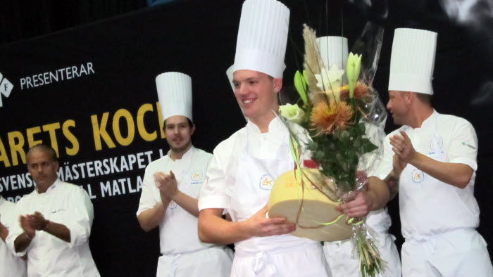 Jonathan Kasche, semifinalist Helsingborg