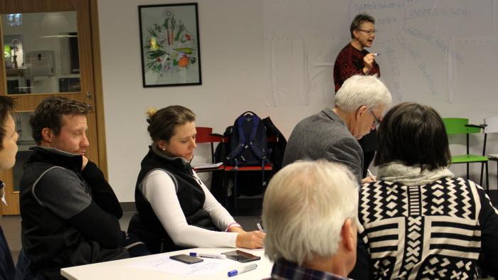 Dialogmöte om livsmedelsstrategin