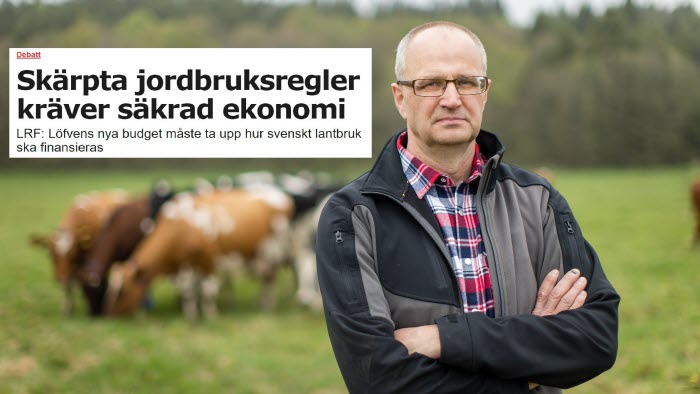 Palle Borgström, LRF. Foto: Anders Deros