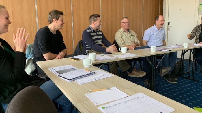 Ledarutbildning våren 2019