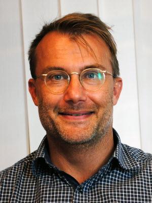 Petter Engström Regionchef Gotland