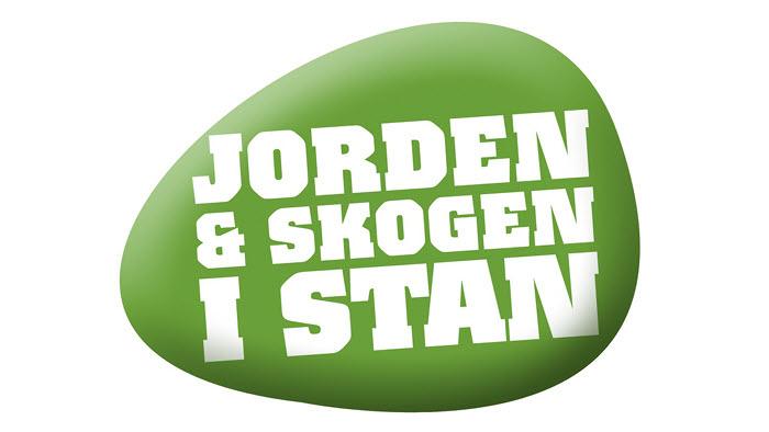 Jorden & skogen i stan – logotyp