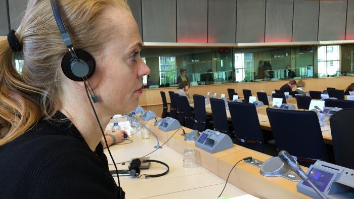Ingrid Rydberg, LRFs Brysselkontor
