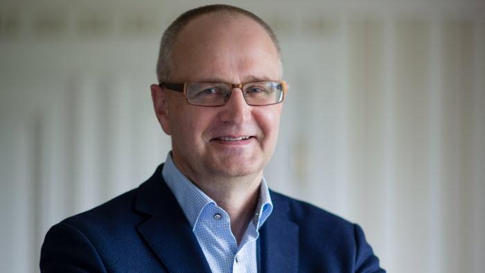 Bild 1 Palle Borgström, LRFs nye förbundsordförande