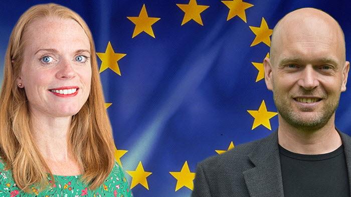 Ingrid Rydberg och Jens Berggren kommenterar Green deal