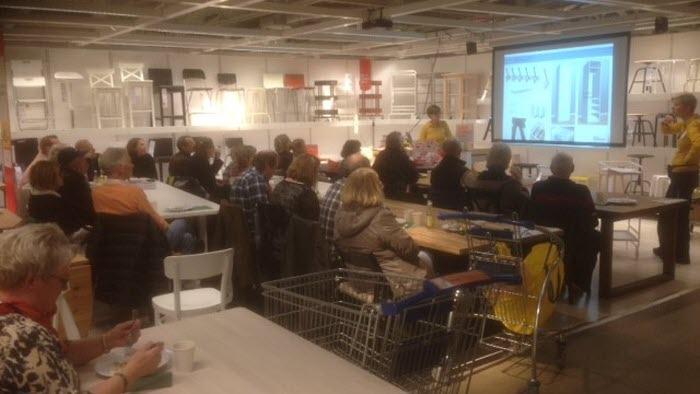 Ikea Örebro 28 nov 2017 - medlemskväll