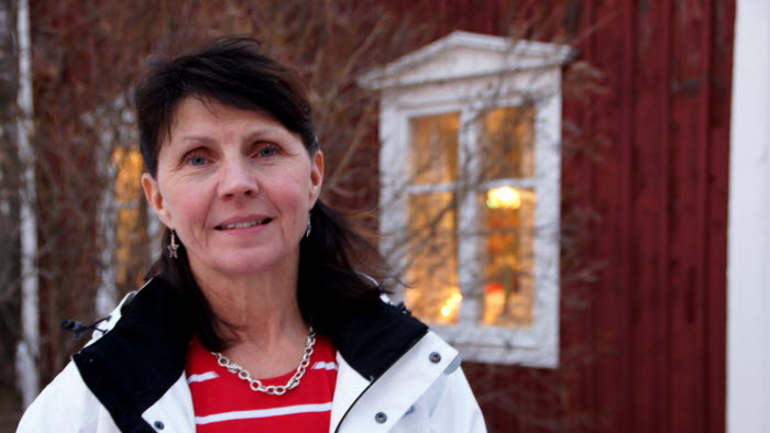 Nina Olovsson.