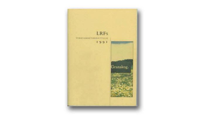 LRF årskrönika 1991
