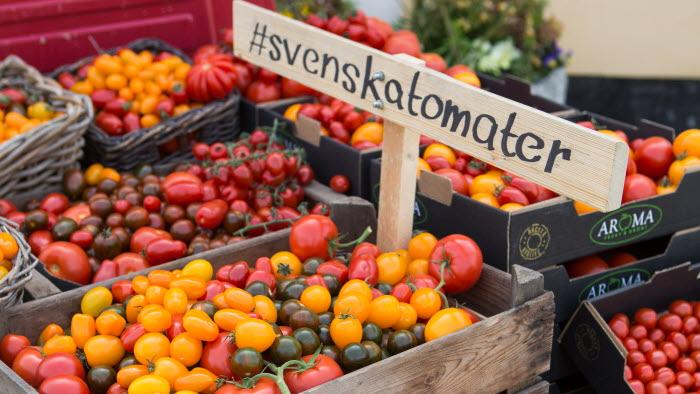 Svenska tomater
