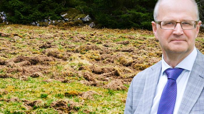 LRF ger upp försöket att få en gemensam handlingsplan mot vilt tillsammans med jägarorganisationerna
