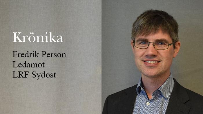 Fredrik Persson krönika