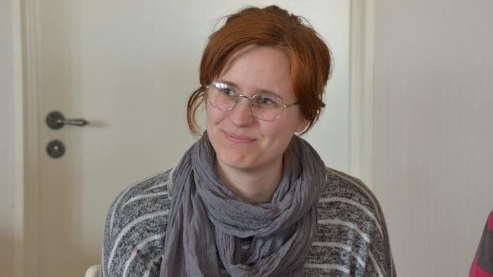 Felicia Ellgren, lärarstudent Högskolan Väst