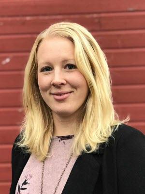 Linda Långström, ordförande LRF Ungdomen