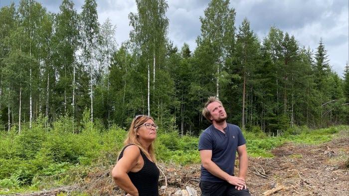 Gunilla Svantorp, S och Daniel Andersson, LRF Värmland