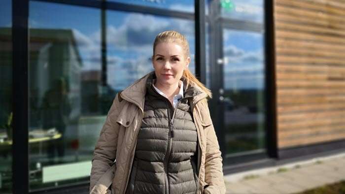 Erica Egonsson, praktikant LRF-kontoret Vreta Kluster