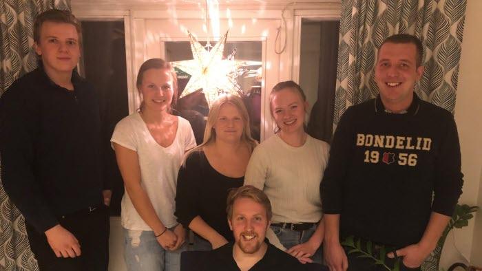 LRF Ungdomen Väst styrelse vald 2019
