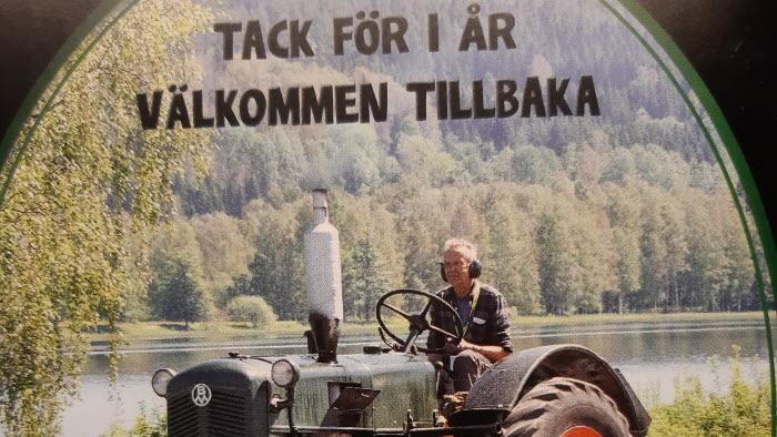 Traktorrally Gunnarskog