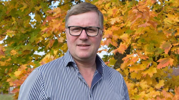 Lars-Ove Johansson, ordförande i LRF Sydost