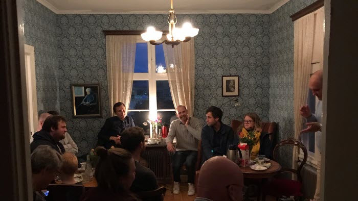 Cap möte med LRF Ungdomen Halland