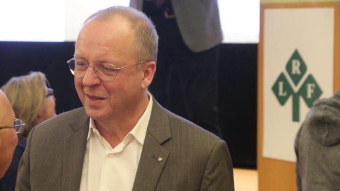 Anders Källström på LRF Värmalnds stämma 2018