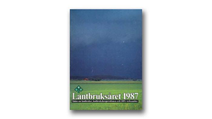 LRF årskrönika 1987