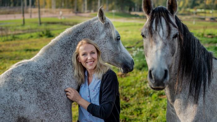 Granngården Charlottes hästar