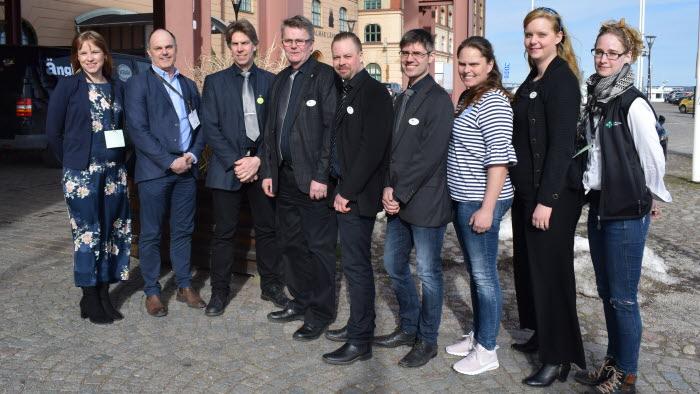 LRF Sydosts styrelse 2018