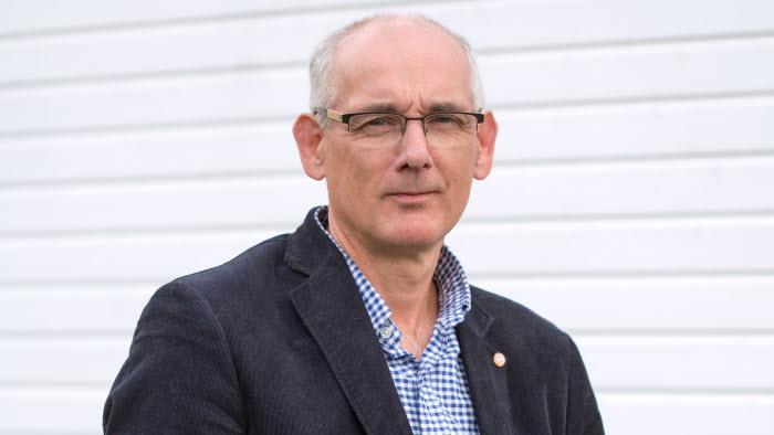 Mikael Bäckström valdes in som ny styrelseledamot i LRF