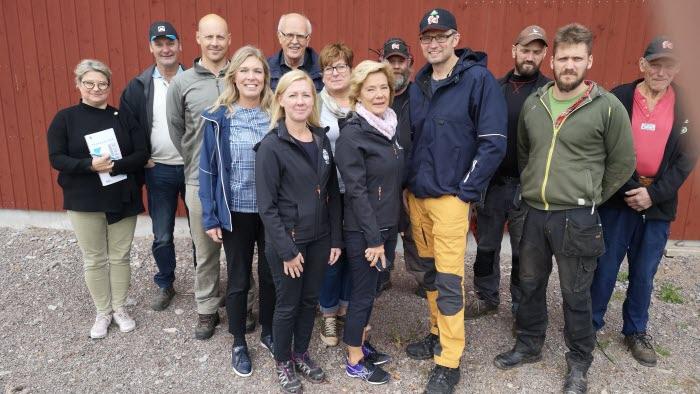 Insynsrådet Örebro län studiebesök Bråtner i Åtorp