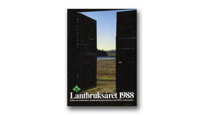 LRF årskrönika 1988