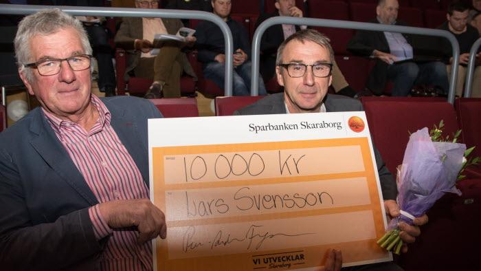 Per-Anders Freyhult och Lars Svensson