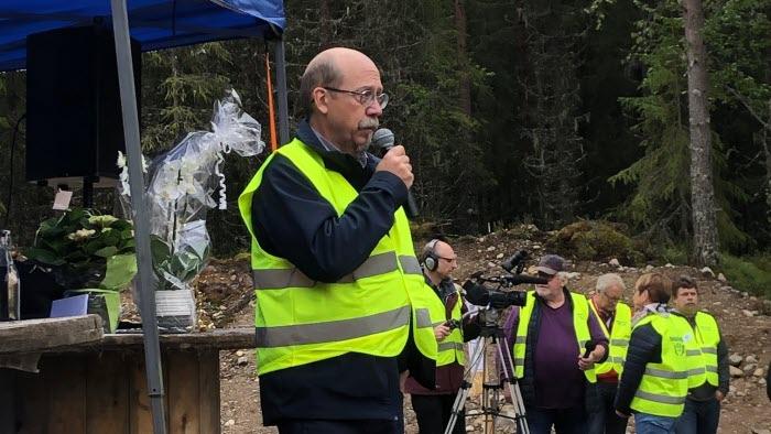 Jan-Anders Carlsson, VD Näckåsens eneri i Sysslebäck