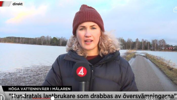 ÖVersvämning i Enköping
