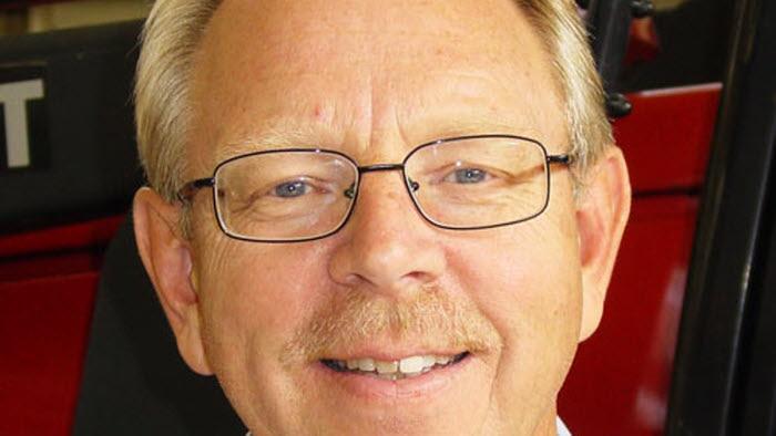 Anders Danielson, projektledare för Säkert bondförnuft.